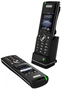 Téléphone sans fil DECT HD