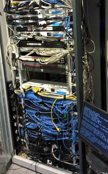 installation ipbx xorcom en cours