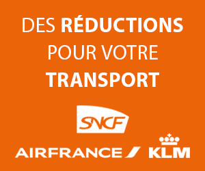 Réductions transport