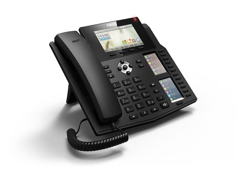 Téléphone IP SIP Fanvil X6