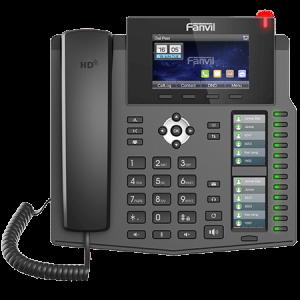 Téléphone-haut-de-gamme-Fanvil-X6