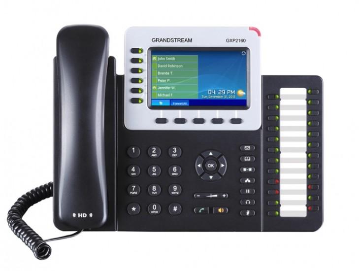 telephone SIP Grandstream GXP2160