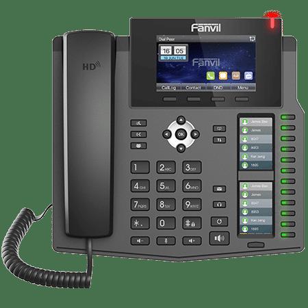 Image du Téléphone-haut-de-gamme-Fanvil-X6