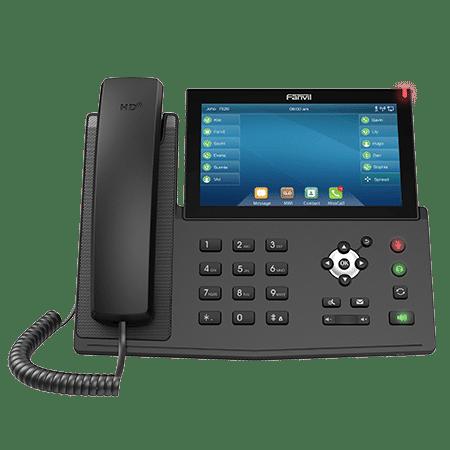 Image du téléphone tactile X7 Fanvil