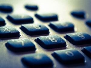 Image de clavier téléphonique, fin du RTC