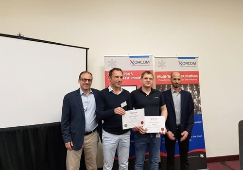 Image de ITExpo la certification Xorcom