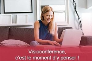 Image de visioconférence - actualité