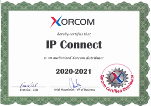 Autorisation de distribution Xorcom