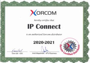 Autorisation de distribution Xorcom