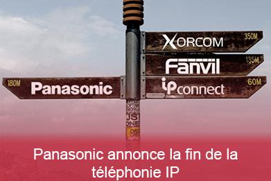 Image d'un panneau Panasonic